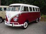 VW 13 Window Deluxe