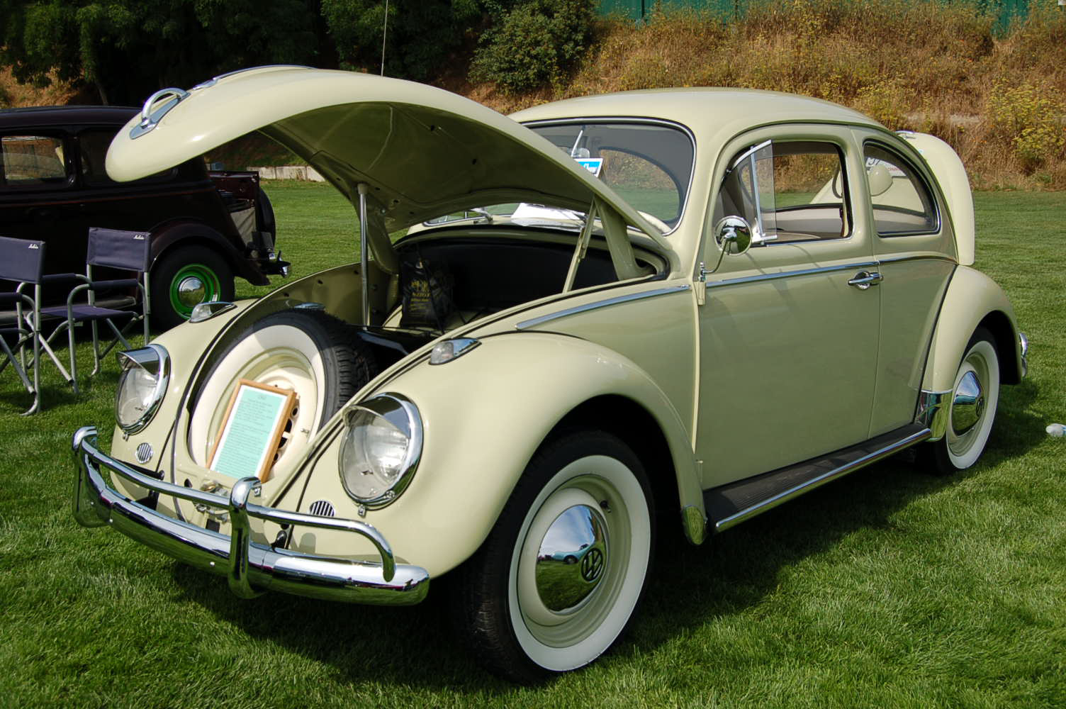 Driver Front 2004 Vw New Beetle Gls 2 0 Convertible A4 Typ 1y