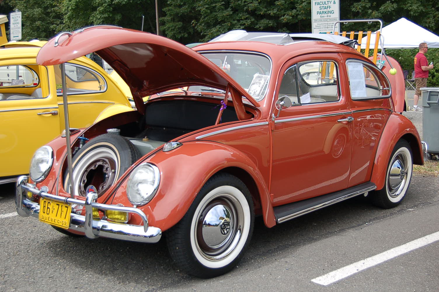 Pics for red classic vw bug Classic red paint color