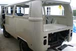 1970 Vw Westfalia Camper Restoration