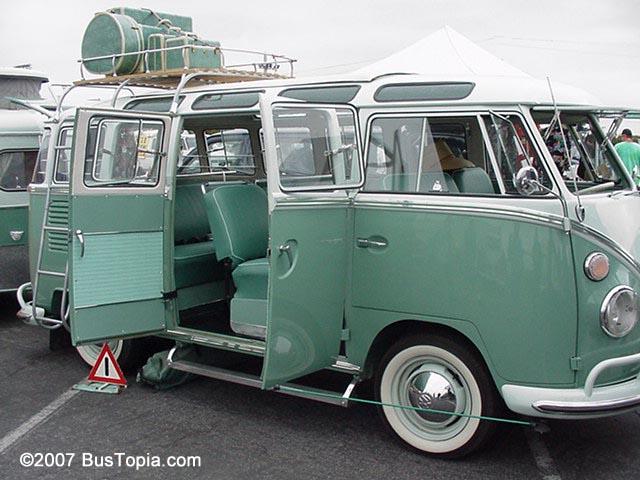 Volkswagen Deluxe Bus Images Bustopia