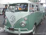 VW 23 Window Bus With Safari Windows