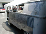 61 Westfalia Camper back from the blaster