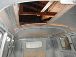 61 Westy Camper; ceiling insulated
