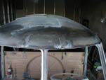61 Westy; welded roof patches