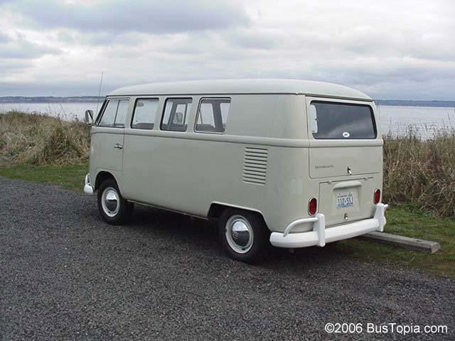 156ead683b 1967 Volkswagen Kombi Bus - by Bustopia.com