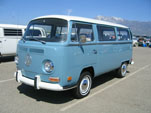 VW Bay Window Bus Images