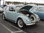 Volkswagen Bug in stock paint color L639 - Zenith Blue