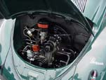Clean VW Engine Compartment