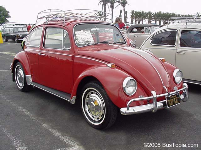 Restored Vintage Volkswagen Bugs (1958 - 1967) from Bustopia.com