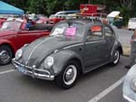 Volkswagen Bug in original color L469 - Anthracite