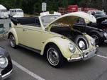 Volkswagen Bug in original color L1009 - Yukon Yellow