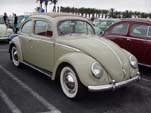 VW Oval Ragtop Bug