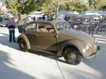 Early Volkswagen Ragtop Bug
