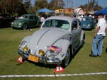 VW Oval Hardtop Bug