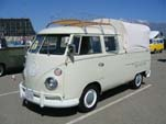 Volkswagen Double-Cab Pickup Truck in stock L87 - Pearl White