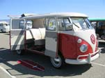Very Rare Volkswagen bus With original sliding sunroof