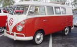 Rare Volkswagen microbus has optional factory sliding sunroof