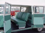 Super rare Volkswagen Microbus with Double Doors option