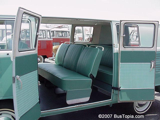 Vintage Volkswagen Kombi And Microbus Images From Bustopia Com
