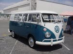 VW Microbus With Safaris