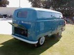 Beautifully restored early Volkswagen panel truck