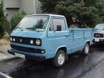 Super Rare VW Vanagon Single Cab Pickup Truck