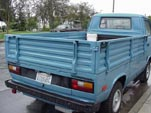 Super Clean VW Vanagon Single Cab Pickup