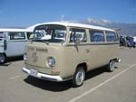 1968 VW Bay Window Bus in original L620 - Savannah Beige