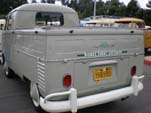 VW Type-2 Double Cab Pickup in original L345 - Light Grey
