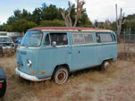 Secret VW junkyard has a nice Volkswagen Bay Window Bus For Restoration
