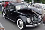 VW Split Window Hardtop Bug