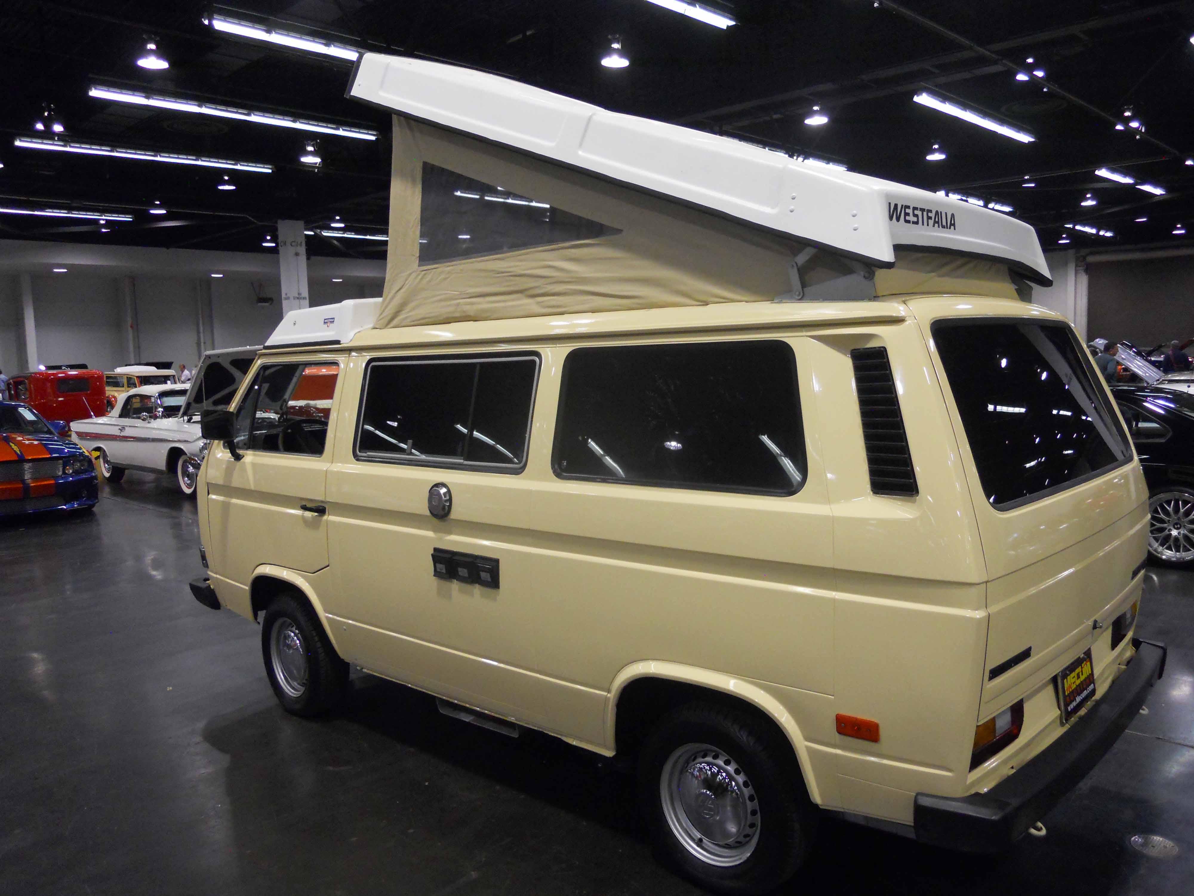 Volkswagen vanagon original paint color sample of ivory l567 sales code b9
